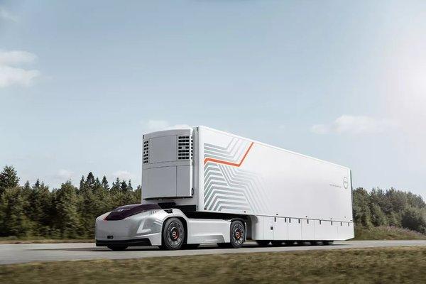 沃尔沃研发新型电动卡车:取消驾驶室