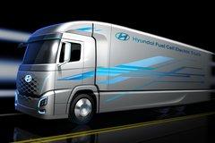 现代燃料电池卡车 将在2018汉诺威首发