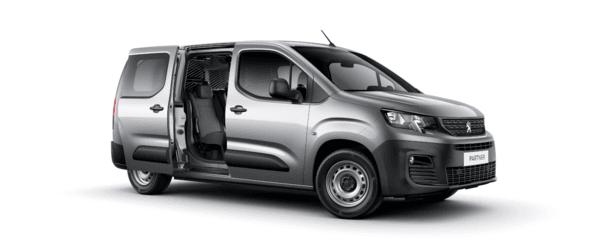 2018IAA标致将携新款VAN车型亮相