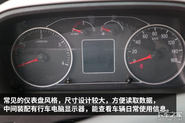 185马力+8挡手动外型酷炫福田瑞沃ES5图解