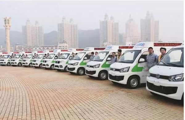 物流企业布局新能源车队5大难点要重视