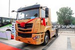 博雷顿发布全新纯电动重型牵引车