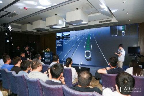 首发!环宇智行发布国内领先自动驾驶软件将加速自动驾驶汽车量产
