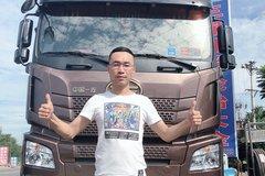 """90后的卡车小伙""""驴哥"""":我们不一样!"""