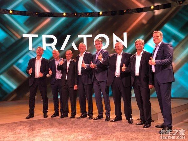 2018汉诺威车展:大众除了曼和斯堪尼亚,又多了全新品牌TRATON