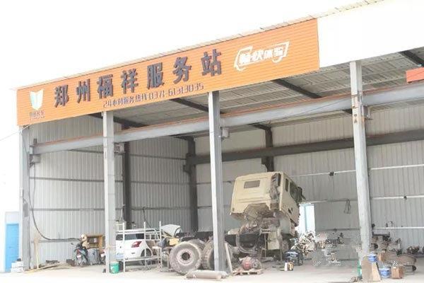 联合LNG渣土车另辟蹊径郑州占有率65%
