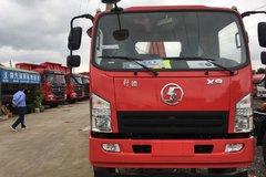 送1万油卡 轩德X9载货车、低平板促销