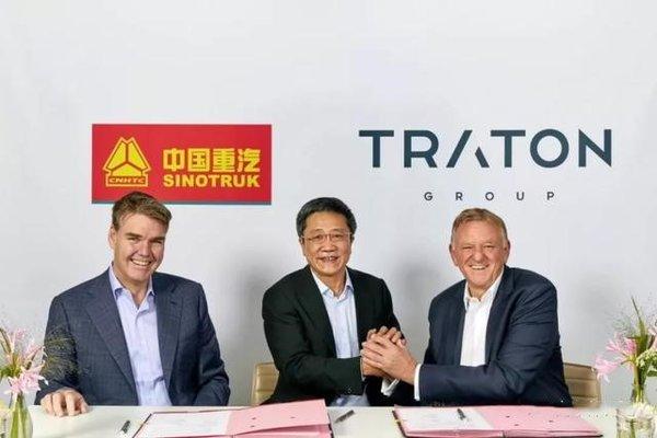 重磅来袭!大众与中国重汽扩大合作曼恩卡车将在中国本土化生产