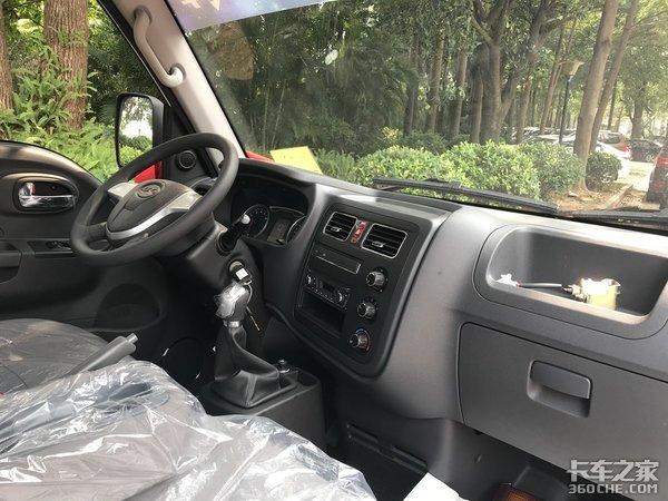 4万多能买的豪华级轿卡江淮轿卡X5东莞上市了