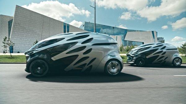 2018年汉诺威车展:奔驰新Actros领队,戴姆勒开启未来驾驶模式