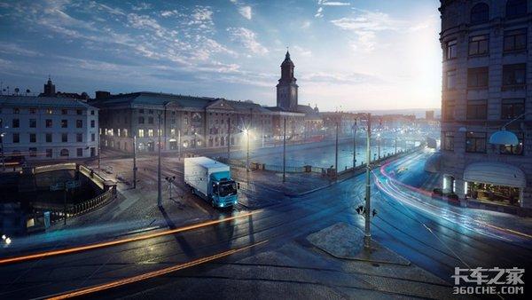 2018汉诺威车展:沃尔沃带来前沿交通解决方案,25周年纪念版FH亮相