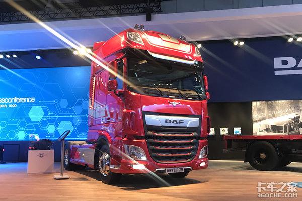 2018汉诺威车展:达夫预测未来新能源车趋势,发布三款新车