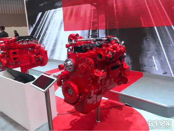 2018年汉诺威车展:康明斯发布未来柴油氮氧化物准零排放技术