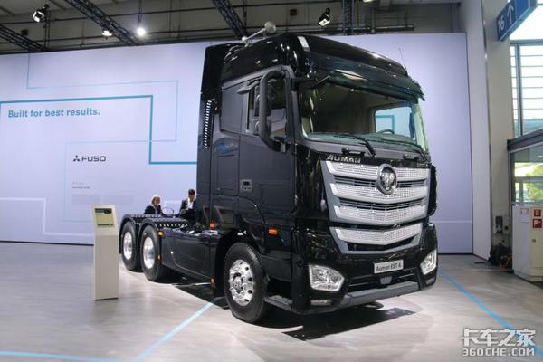 看好中国商用车市场福田汽车与戴姆勒强强联合迈向新阶段