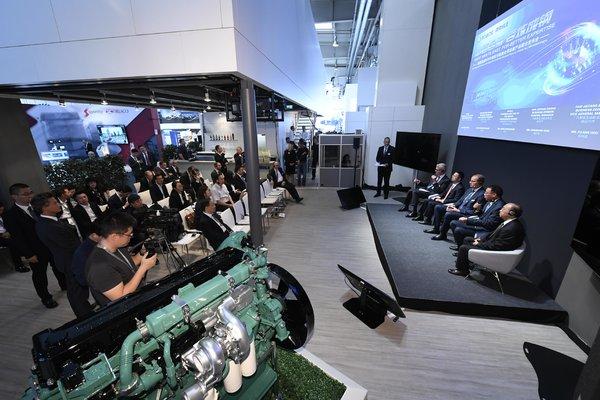 锡柴首配马勒激光焊钢活塞产品发布奥威6DM3继续扩大差异化竞争优势