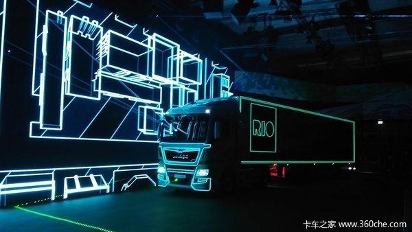 2018年汉诺威商用车展:未来卡车三特点_重庆快乐十分