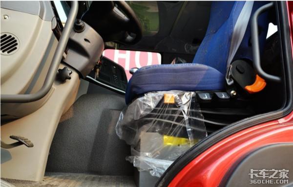 从板凳到气囊座椅,卡车座椅的升级之路