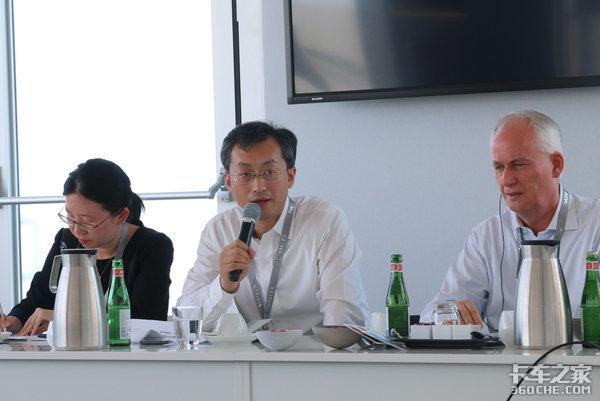 2018汉诺威车展:对话福田、戴姆勒,中国市场未来可期