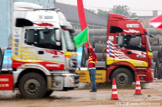 这事得从03年说起,中国卡车公开赛跌宕起伏的15年