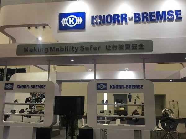 强强联手!克诺尔制动系统与内地企业合作聚焦商用车高度自动化驾驶