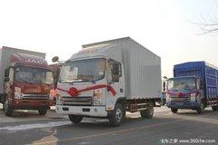 让利促销 海口帅铃H载货车现售12.8万元