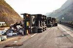 这条死亡高速27公里下坡 很多司机中招
