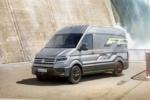 大众发布氢燃料概念车 续航可达500公里