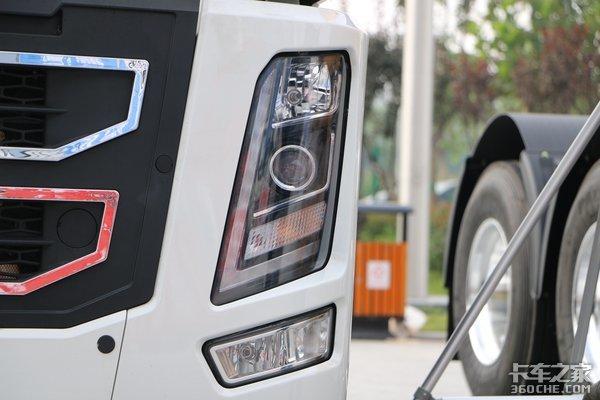 车载冰箱+驻车加热华菱新H9这配置着实让我有点眼馋