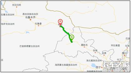 去新疆的3条路,请问你会选哪条?