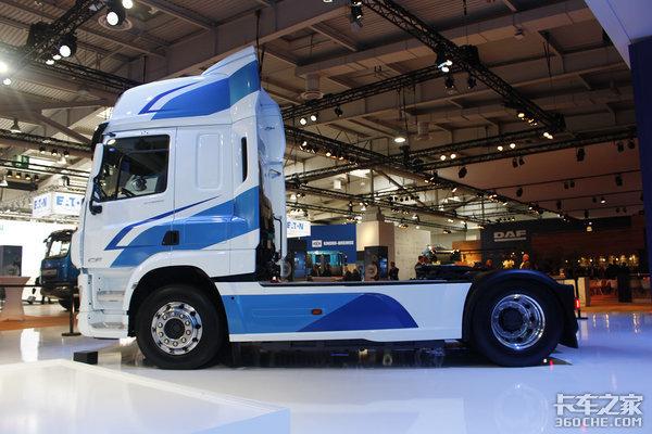 混合动力卡车现实吗?欧洲厂商作出示范