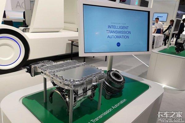 2018IAA:威伯科发布业内首款全球模块化挂车制动系统平台
