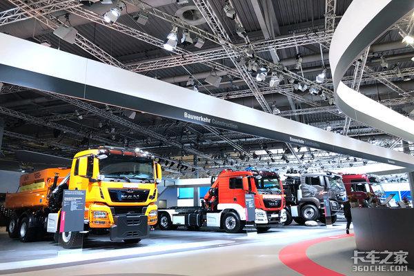 60人看德国车展曼恩工厂里,这些技术让他们震惊了