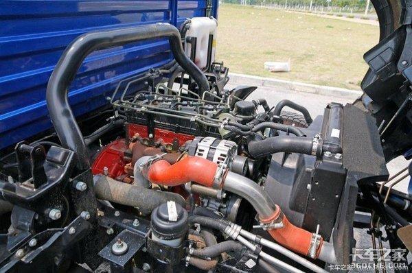 从轻、重卡发动机参数对比,浅谈如何选择合适的动力