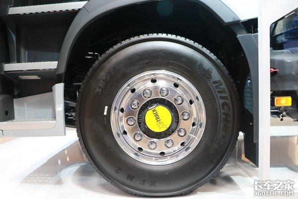 IAA值得学之:细分化的工程车更专业!