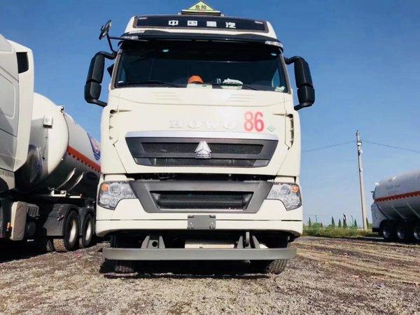 超燃!西北物贸中心备战保供100辆LNG槽车集结完毕整装待发!