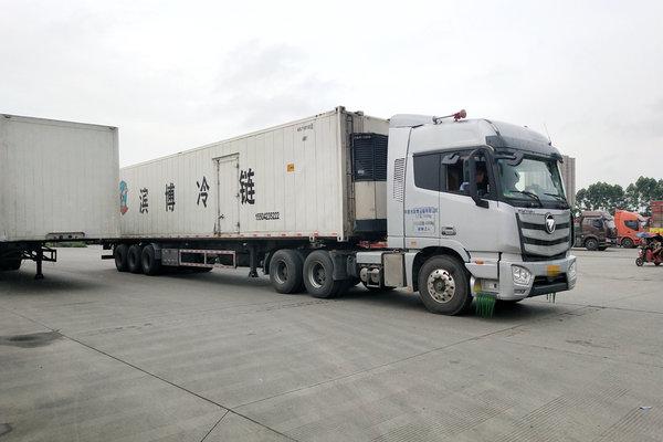 四川阿坝州国庆期间限行对货车实行交通管制!