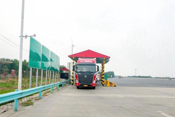 虎门大桥新增10套电子眼国庆前正式投入使用