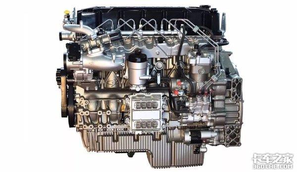 玉柴K08国六发动机通过型式试验