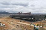 福州首个智慧物流项目 福清公路港投用