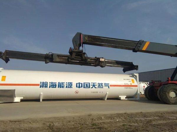LNG罐箱掀起订购热潮四大优势告诉你!