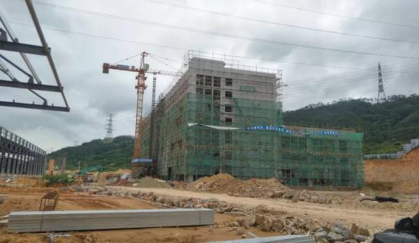 福州首个智慧物流项目福清公路港投用
