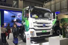 电动卡车覆盖多领域 比亚迪亮相物博会