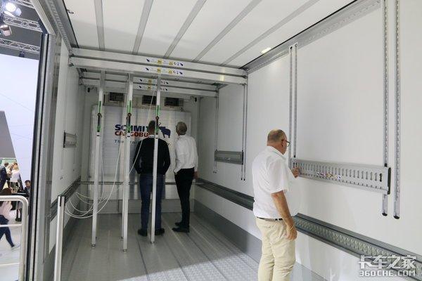 专车专用车联网技术加持欧洲的挂车也这么高级!