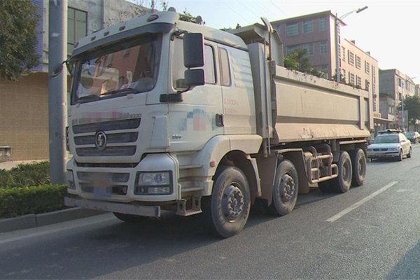 深圳:事故频发多部门联合整治泥头车