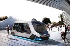 惊叹!达夫设计师描绘的2050年城市物流