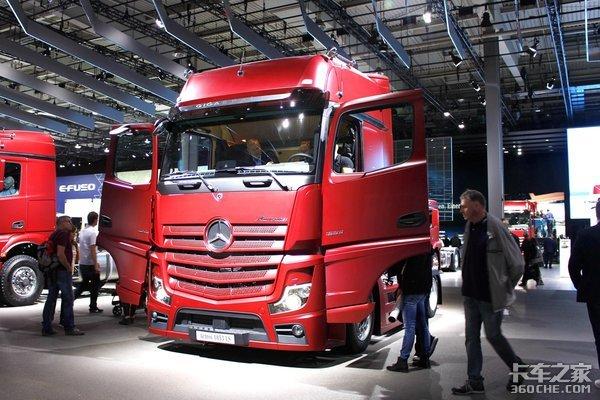 欧洲卡车电动化带来新变化核心动力链外采