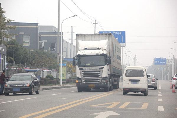 重型柴油车成北京大气治理的主要矛盾环保部门将加大执法力度!