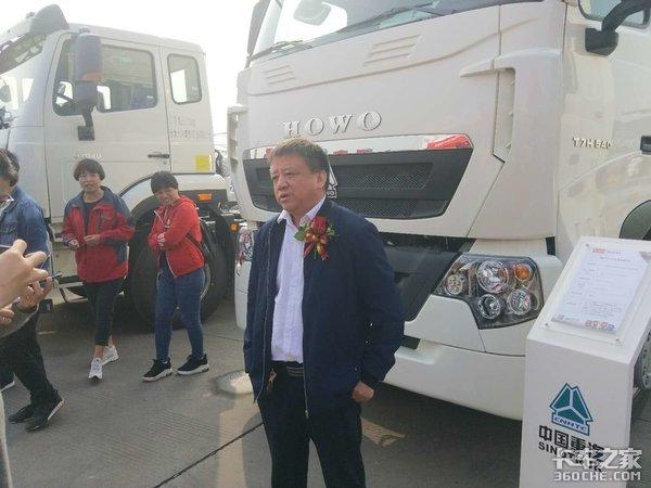 创造气耗新纪录!中国重汽实况挑战赛邢台站曼技术助力蓝天计划