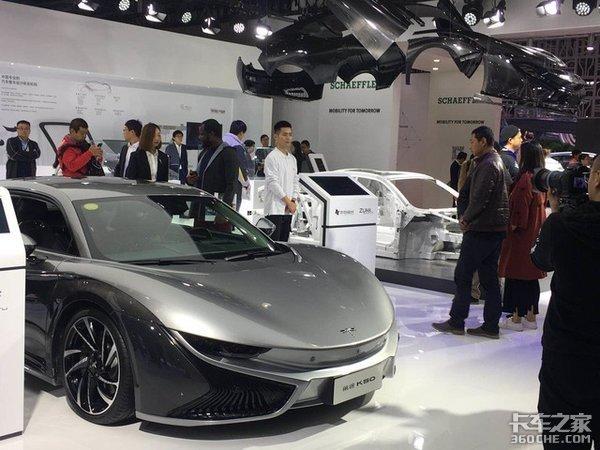IEEVChina2018展会八大亮点开启汽车新时代