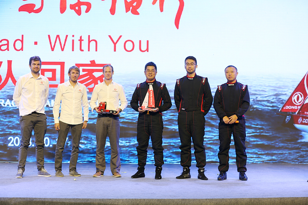 东风公司海外品牌推广五年,捧回冠军奖杯